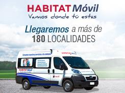 Con Habitat Móvil vamos donde tú estás