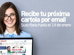 Para suscribir tu cartola por email ingresa aquí